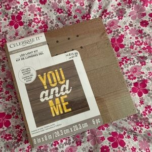 FINAL PRICE- 'You and Me' LED Light Kit